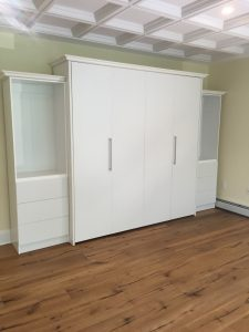 King Size Murphy Beds